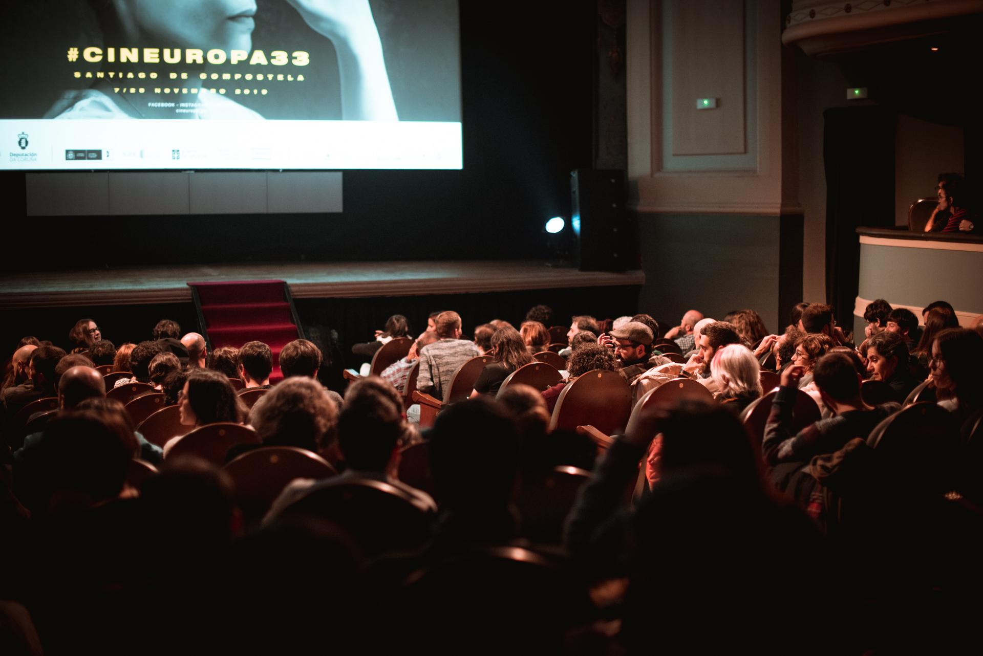 A forza visual do cinema galego: charla con Lucía C. Pan e Alberte Branco