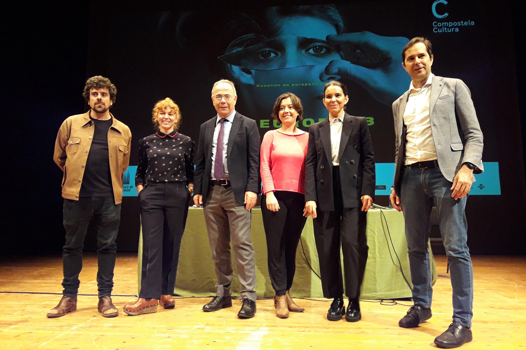 Cineuropa recoñece as traxectorias das actrices María Vázquez e Emma Suárez e da directora Rita Azevedo na súa 33ª edición